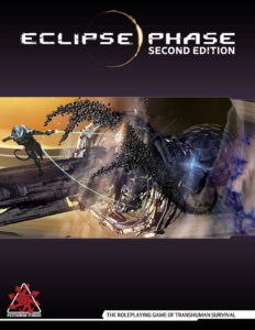 Eclipse Phase, Second Edition