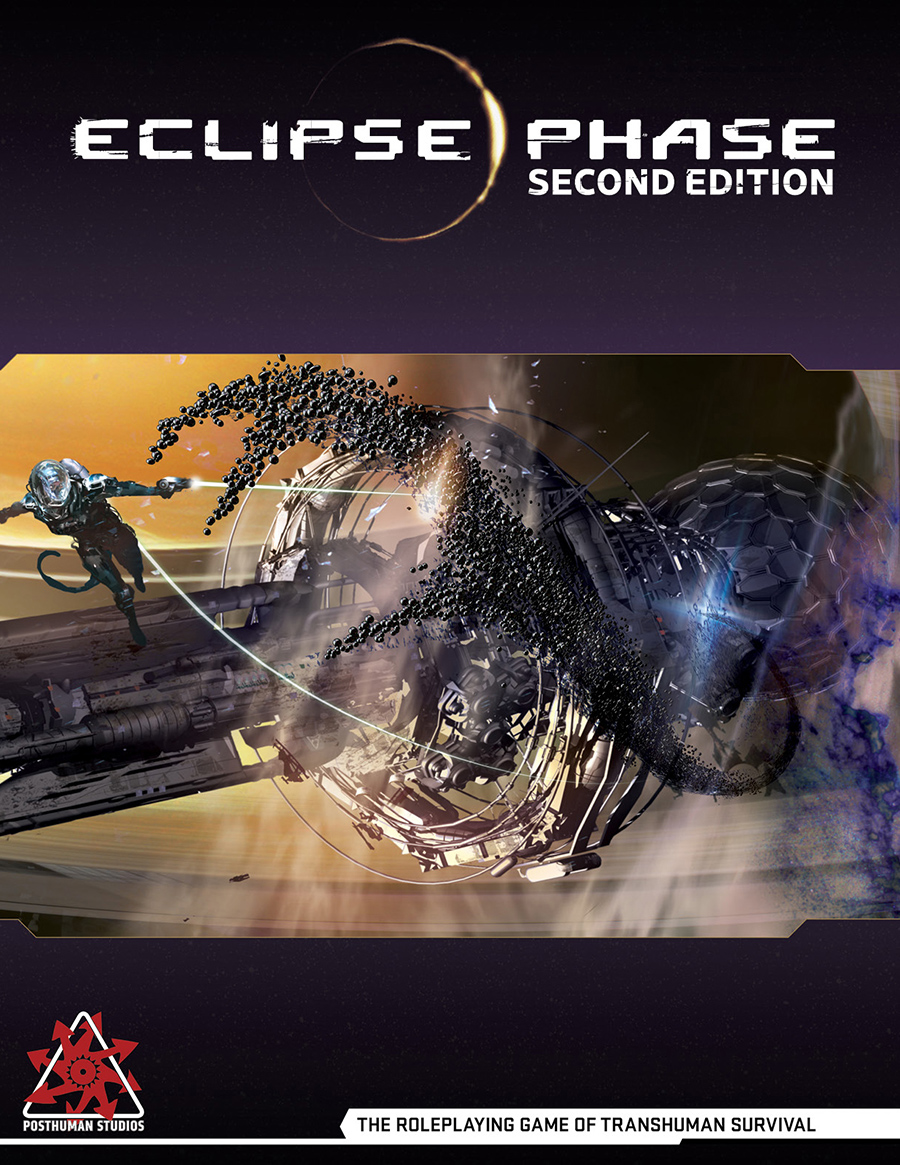 EEclipse Phase Second Edition